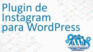 Plugin de Instagram para WordPress