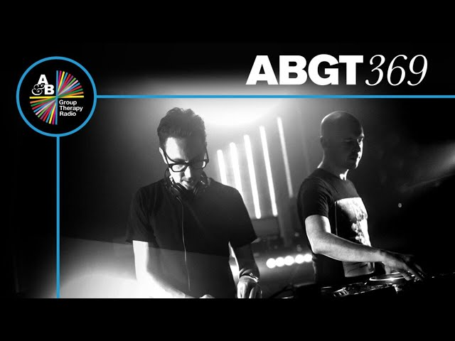 Group Therapy 369 with Above & Beyond and Cubicolor