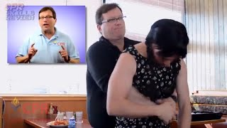 Choking Victim by CPR Certification Institute