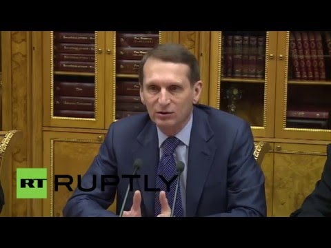 Russia: Japan-Russia relations have 'great potential' - Naryshkin