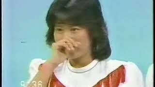 1983.03.22 83年組[大沢逸美・小林千絵・徳丸純子・原真祐美・松尾久美...