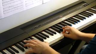 In Christ Alone (Stuart Townend) - Piano Accompaniment