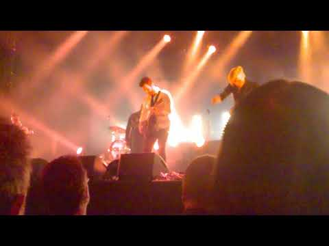 Poets of the Fall - Center Stage @ Savoy Theatre, Helsinki 16.12.2017