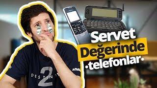 ESKİ TELEFONUNUZ SİZİ ZENGİN EDEBİLİR! - En pahalı eski telefonlar!