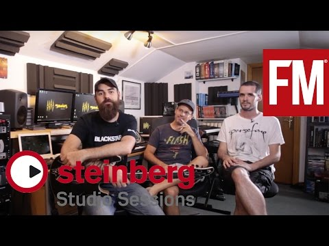 Steinberg Studio Sessions S03E11 –Persefone: Part 1