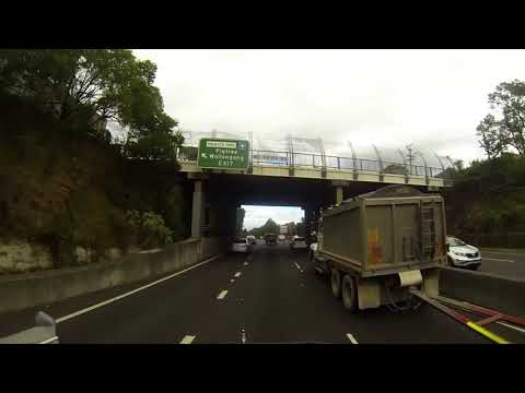 Video 509 - Mt Ousley Road To Shell Harbour TO