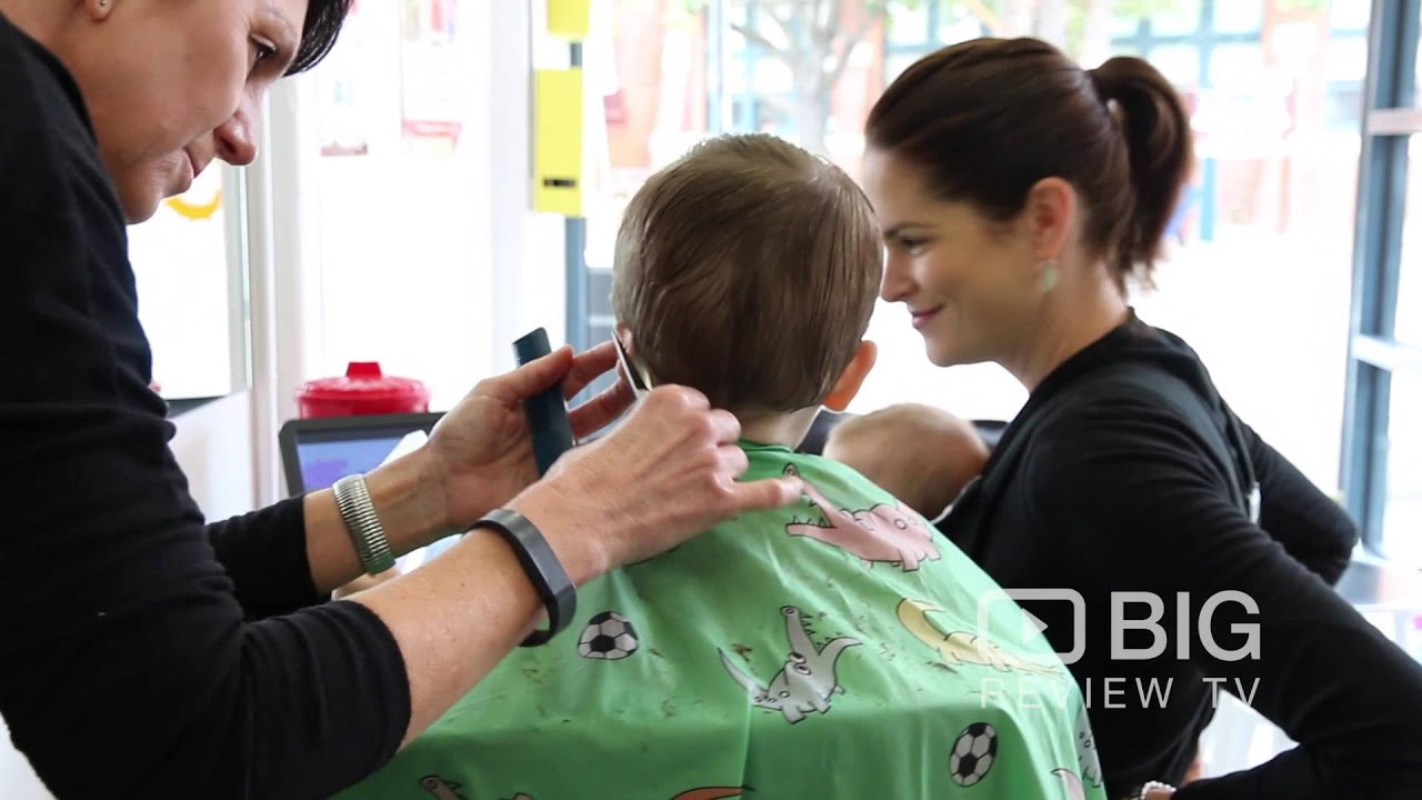 Kids Cuts a Kids Hair Salon in Melbourne for Kids Haircuts or for