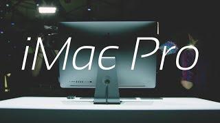 Новый Apple iMac Pro