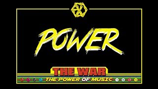 EXO (엑소) | Power (超音力) [chinese/pinyin/english lyrics]