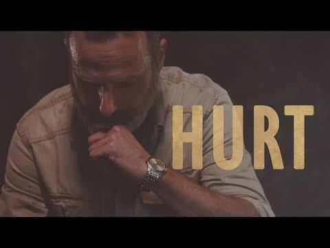 Rick Grimes  Hurt TWD Farewell Tribute