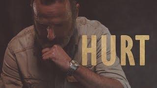 Rick Grimes    Hurt (TWD Farewell Tribute)