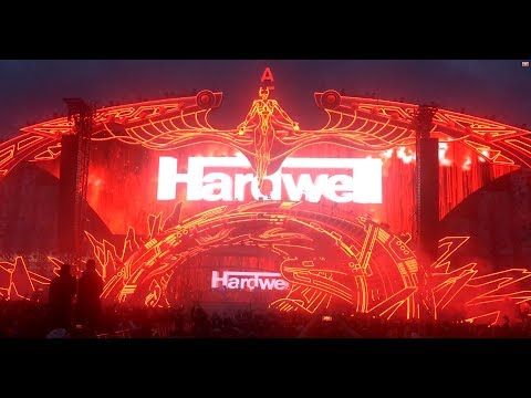 Hardwell AFP 2017 (1080p 60fps)