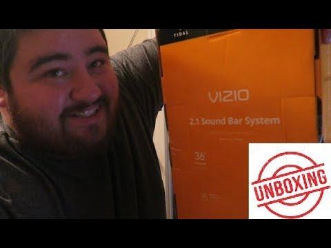 VIZIO Sound Bar System Unboxing & Review - SB3621N-E8  🔊