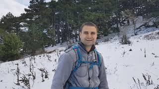 Trekking - Mahmut Dağı'nda Kar