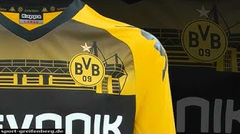 Borussia Dortmund Derby Trikot 2011/2012