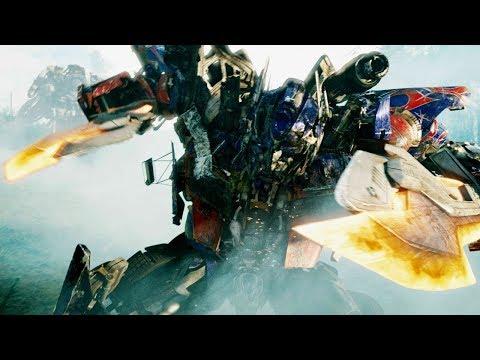 """Rise"" Music Video - Transformers Optimus Prime Tribute"