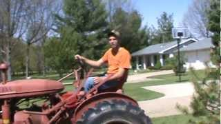 Farmall tree removel