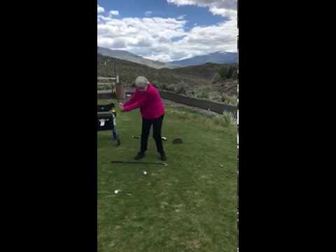 Patricia Brown visits Canyon Nine