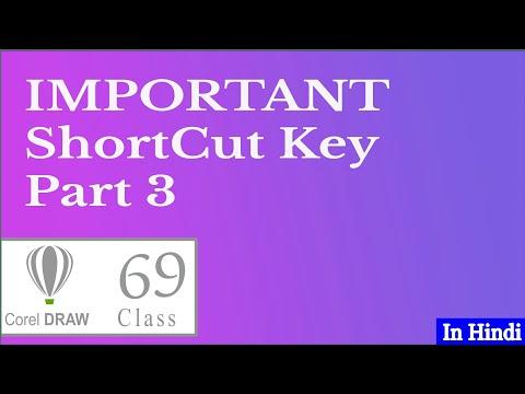 Download Advance Shortcut Key In Coreldraw Part 3 In Hindi Urdu MP3