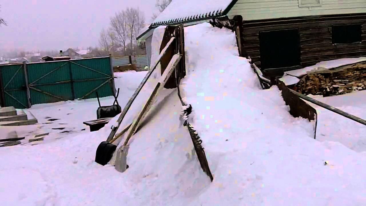 Домики ледяные своими руками фото 894