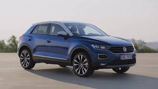 The new Volkswagen T-Roc