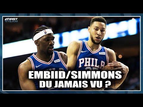 EMBIID / SIMMONS, DU JAMAIS VU ? First Talk NBA #31