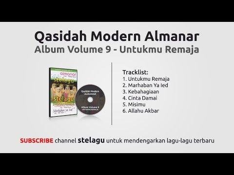 Qasidah Modern Almanar Album Volume 9 Untukmu Remaja