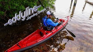 I Finally Got a Kayak! Eddyline Kayaks Sit-On-Top Caribbean 12