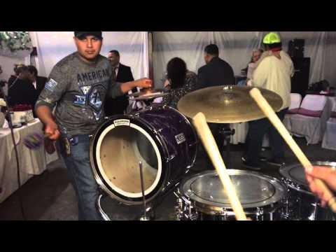 Popurri De Corridos - Tamborazo El Rancho (En Vivo)