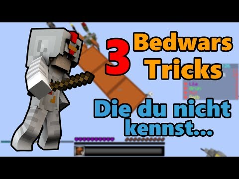 3 Bedwars TRICKS