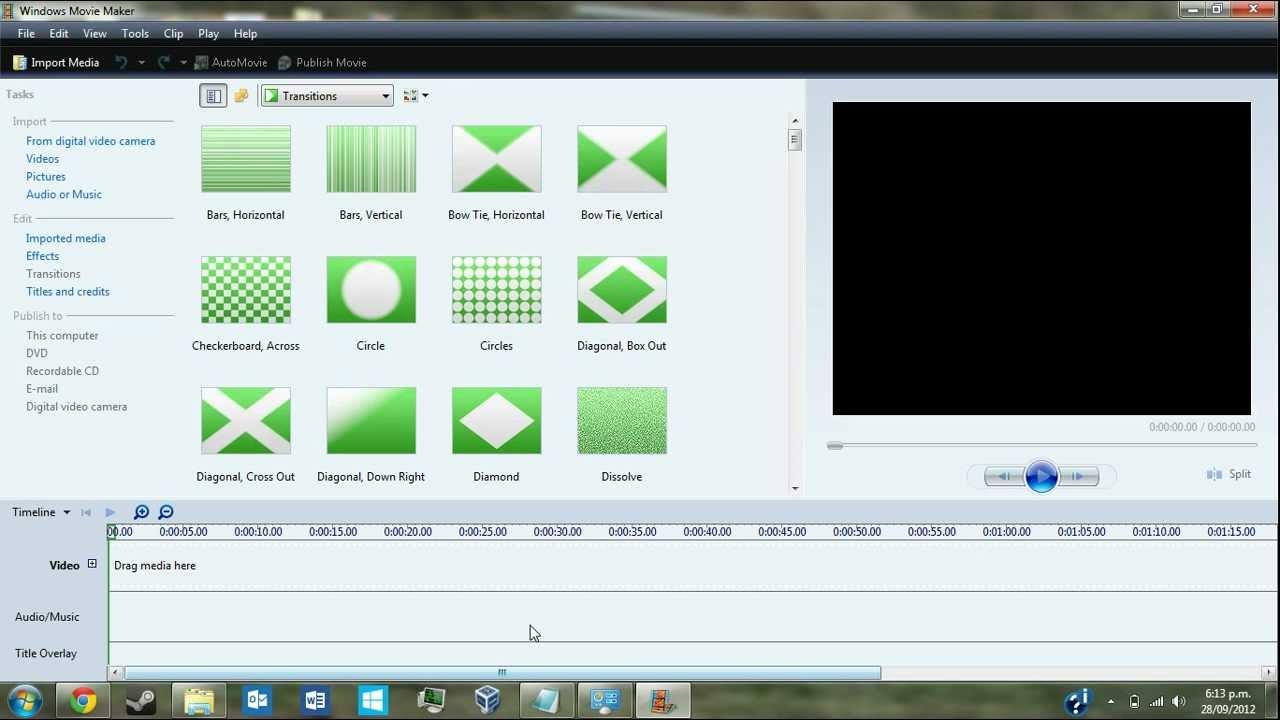 How to Install Windows Movie Maker 6 on Windows 7 & 8 ...
