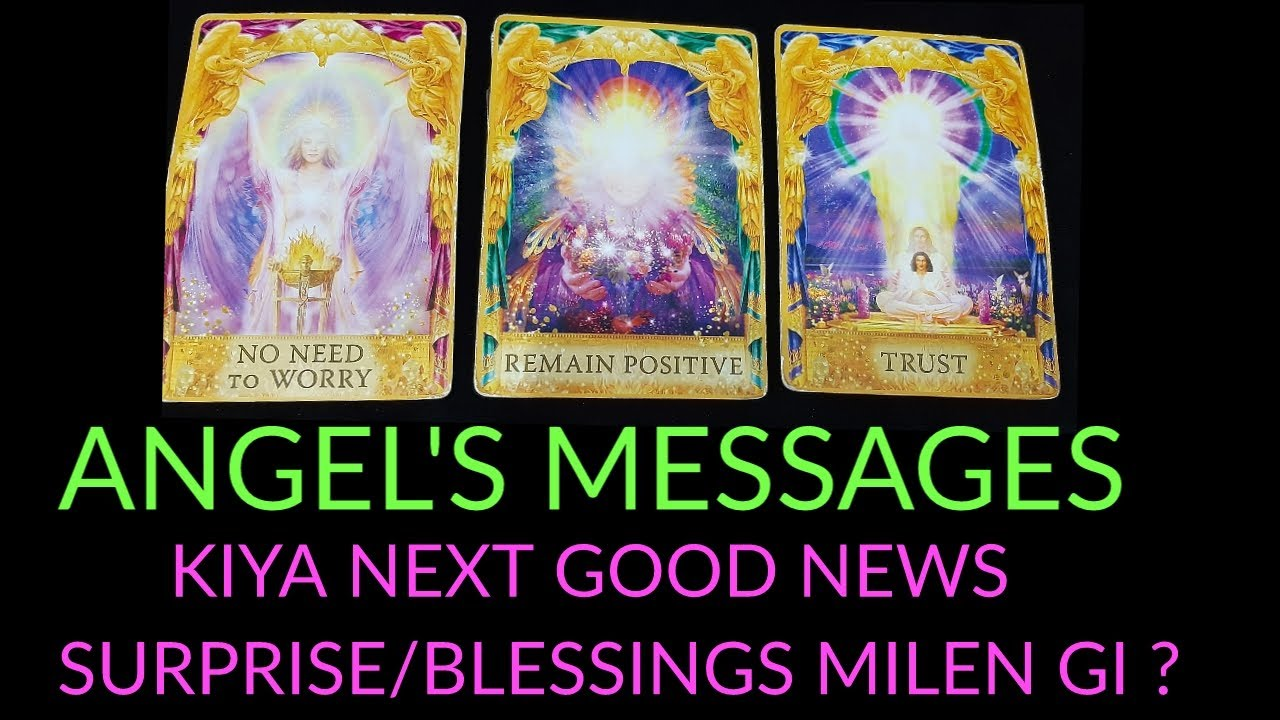 ANGEL'S MESSAGES FOR U/APKE LIFE MAIN KIA CHANGE/SURPRISE/GOOD NEWS MILY GI? ❤️ WHAT U NEED TO KNOW
