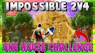 Video IMPOSSIBLE Duos vs Squads ONE HOUSE Challenge (Fortnite Battle Royale) download MP3, 3GP, MP4, WEBM, AVI, FLV Desember 2017