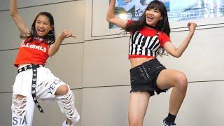 [4K] SunRisa (ゆめぽて) 「U.S.A.(DA PUMP)」 アイドル ダンス ライブ Japanese …