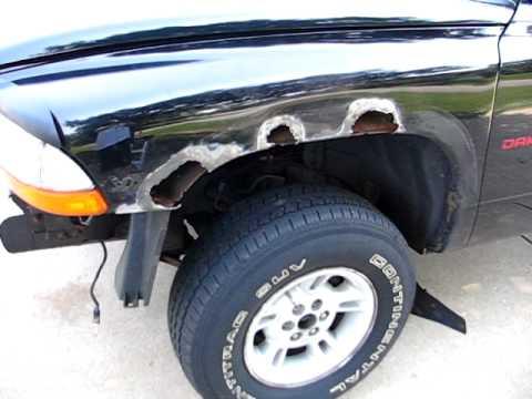 Hqdefault on Dodge Dakota Fender Flares