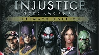 Injustice: Gods Among Us - Ultimate Edition Trailer TRUE-HD QUALITY