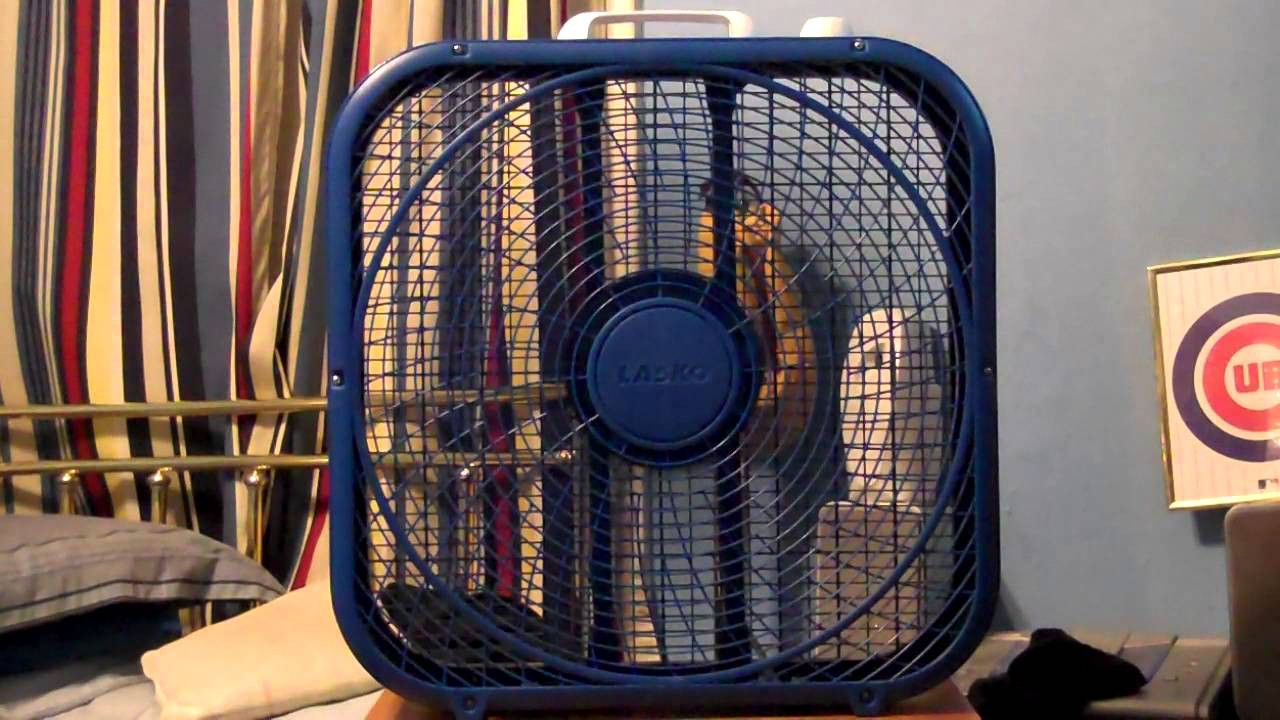 Lasko Box Fan Stopped Working Fuse How Can I Clean The Dust Off Of Blades Inside My