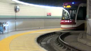 TTC Bombardier Flexity Outlook Streetcars On The 510