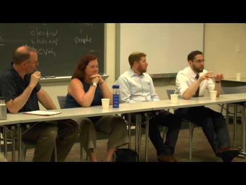 Judaism Panel Discussion