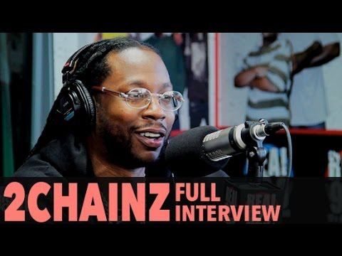 "2 Chainz Talks About New Album ""Collegrove"" With Lil Wayne (Full Interview) 