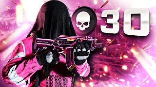 FaZe Pamaj - My First 30 Bomb in Warzone...(New Personal Record!!)