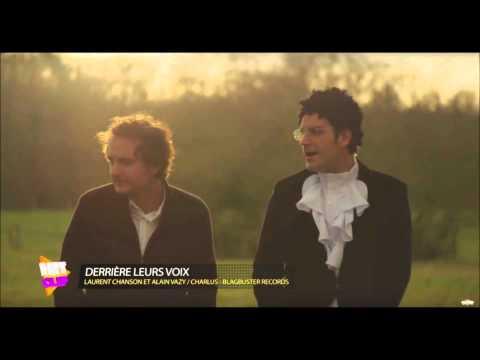 Laurent Chanson et Alain Vazy - Derrière Leurs Voix -- Palmashow ...