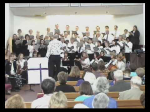 OPPC Choir And Friends Sing Brahms Requiem, Blessed Are They That Mourn