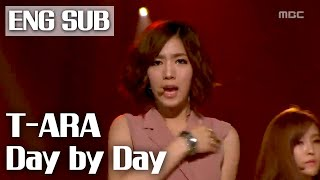 Download (ENG SUB) T-ARA - DAY BY DAY, 티아라 - 데이 바이 데이,Beautiful Concert 20120821