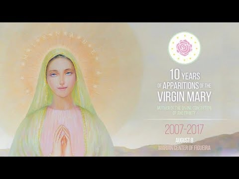Apparition of the Virgin Mary - August 08, 2017 (Figueira, Brazil)