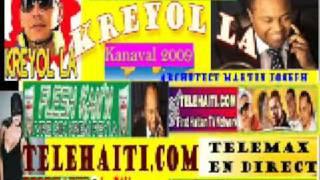 kreyol la kanaval 2009 ti joe zenny by tele haiti carnaval jacmel