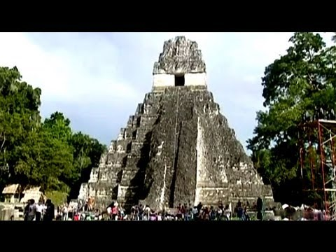Mayan apocalypse: Guatemalan 'Star Wars' temple prepares for