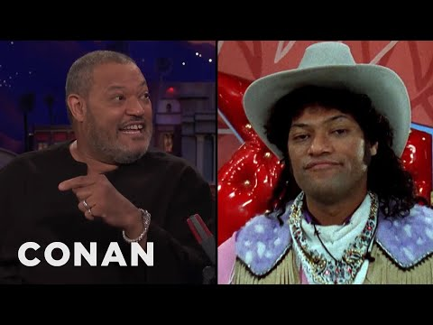 Laurence Fishburne On Playing Cowboy Curtis In