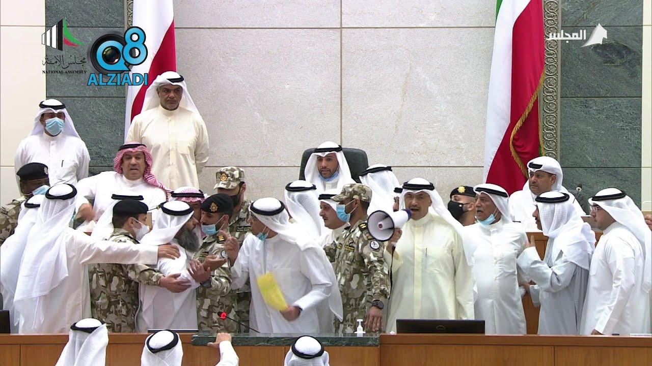 جلسة مجلس الأمة 13-4-2021 كاملة | هوشة طلب إلغاء تأجيل استجوابات رئيس الوزراء  - نشر قبل 47 دقيقة