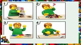 LEGO Instructions - Minecraft - 21123 - The Iron Golem